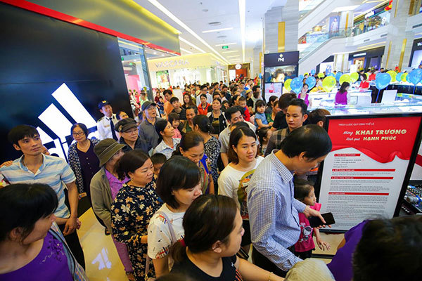 Vincom Plaza đồng loạt ra mắt tại Thanh Hoá, Lâm Đồng, Long An