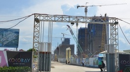 Đà Nẵng xử phạt chủ đầu tư dự án Cocobay xây dựng không phép