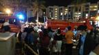 Hàng nghìn người tháo chạy khỏi trung tâm thương mại vì nghi cháy