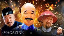 Diễn viên 'Tể tướng Lưu gù' - Ngôi sao 'quái dị' trong showbiz