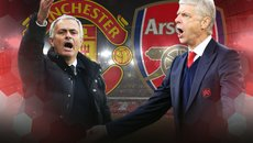 MU vs Arsenal: Wenger, cả một đời ân oán