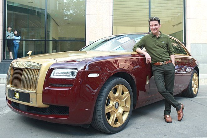 Sao Việt nào sở hữu siêu xe đắt giá nhất?