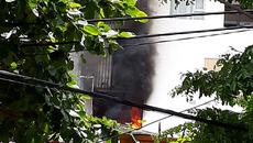 Cháy chung cư cao cấp 27 tầng giữa trưa ở Đà Nẵng