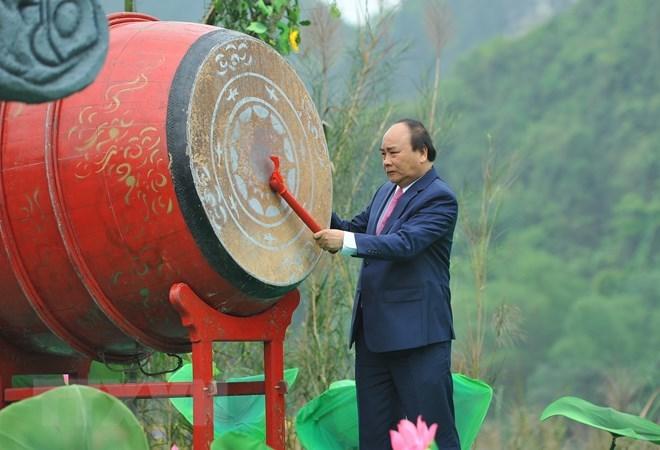 Thủ tướng Nguyễn Xuân Phúc,Nguyễn Xuân Phúc,Tràng An