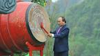 Thủ tướng đánh trống khai hội Tràng An