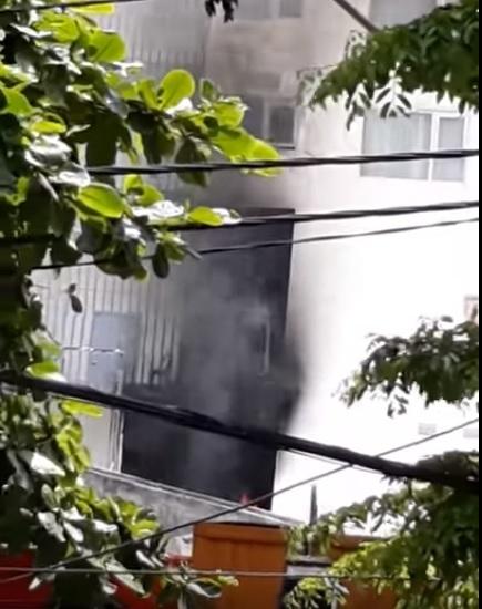 cháy nổ,hỏa hoạn,cháy chung cư,Đà Nẵng