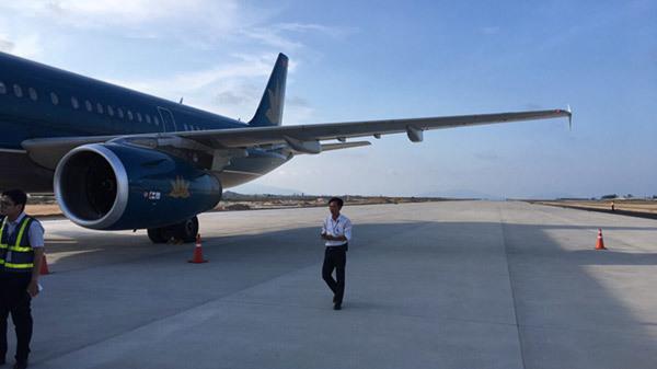 Kết quả điều tra vụ máy bay hạ cánh nhầm đường băng ở Cam Ranh