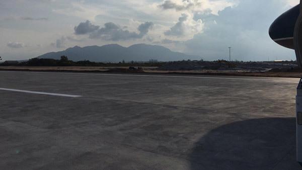 Vietnam Airlines,Cam Ranh,an ninh hàng không,an toàn hàng không,an toàn bay,sự cố hàng không