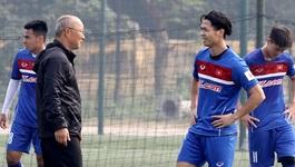 U23 Việt Nam chuẩn bị Asiad: Không phải lo cho thầy Park!