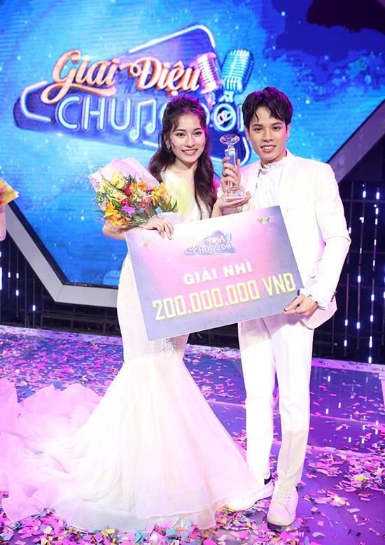 Trịnh Thăng Bình phấn khích trước quán quân Giai điệu chung đôi