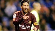 Messi lập hat-trick, Barca vô địch La Liga sớm 4 vòng đấu