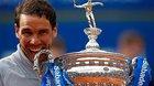 Rafael Nadal lần thứ 11 vô địch Barcelona Open