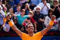 """Nadal """"tốc hành"""" vào tứ kết, xô đổ kỷ lục tồn tại 34 năm"""