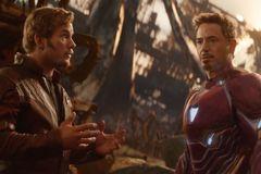 'Avengers: Infinity War' đạt doanh thu mở màn không thể tin nổi