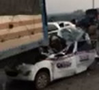 Tác hại của việc không giữ khoảng cách an toàn với xe đi trước