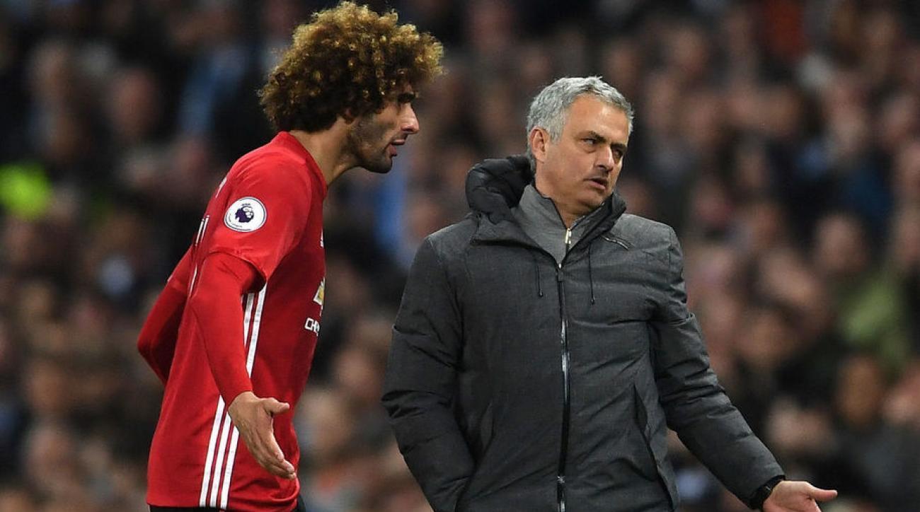 MU lấy sao Real, Mourinho giữ thần tài Fellaini