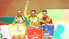 Giải xe đạp TH TPHCM: Thành Tâm đoạt áo vàng chung cuộc
