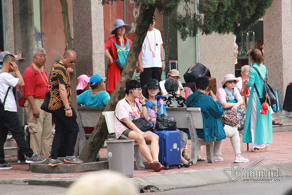 khách du lịch,khách du lịch Trung Quốc,Móng Cái,Quảng Ninh