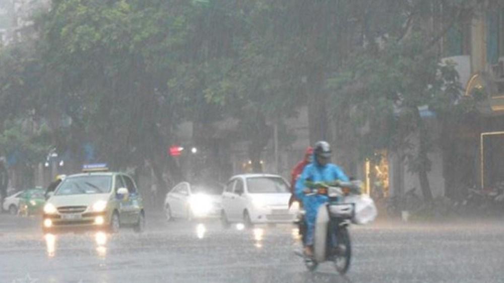 Dự báo thời tiết 1/5: Miền Bắc sắp mưa dông diện rộng