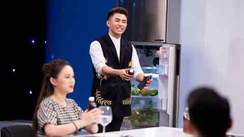 Khám phá tủ lạnh của Giang Hồng Ngọc