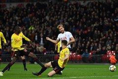 Kane nổ súng, Tottenham phả hơi nóng vào gáy Liverpool