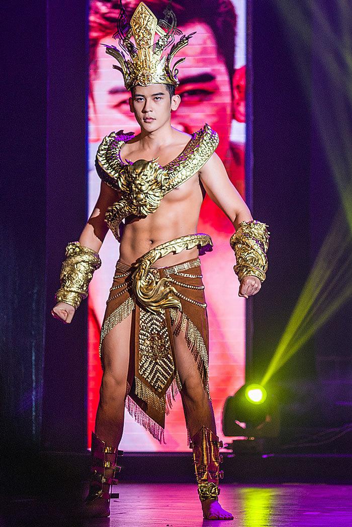 Siêu mẫu Minh Trung xuất sắc vào top 5 Mister International 2018