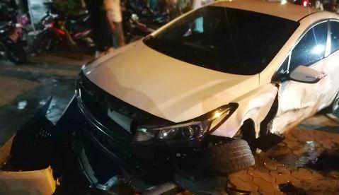Tai nạn liên hoàn ở Đồng Nai 6 người bị thương