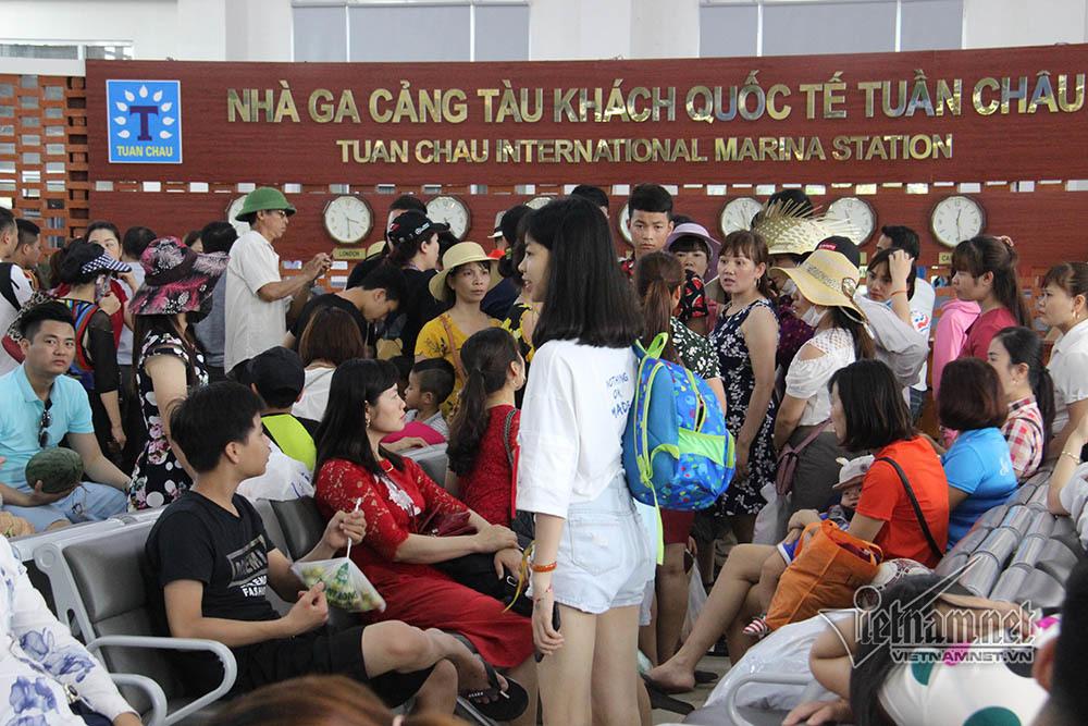 Tuần Châu,nghỉ lễ,cảng tàu Tuần Châu,vịnh Hạ Long