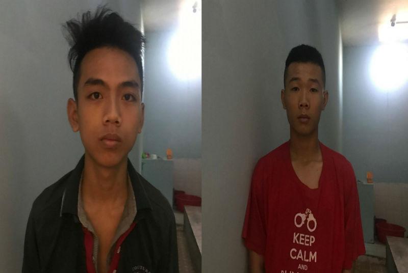Băng cướp kề dao vào cổ phụ nữ, cướp xe táo tợn ở Sài Gòn