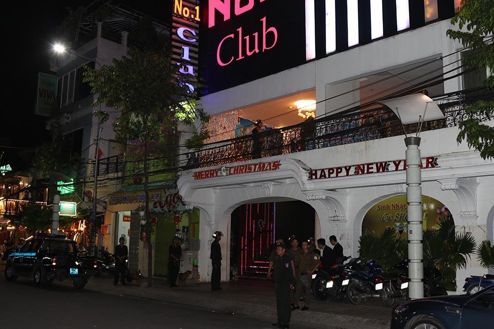 quán bar,Cần Thơ,ma tuý,vũ trường