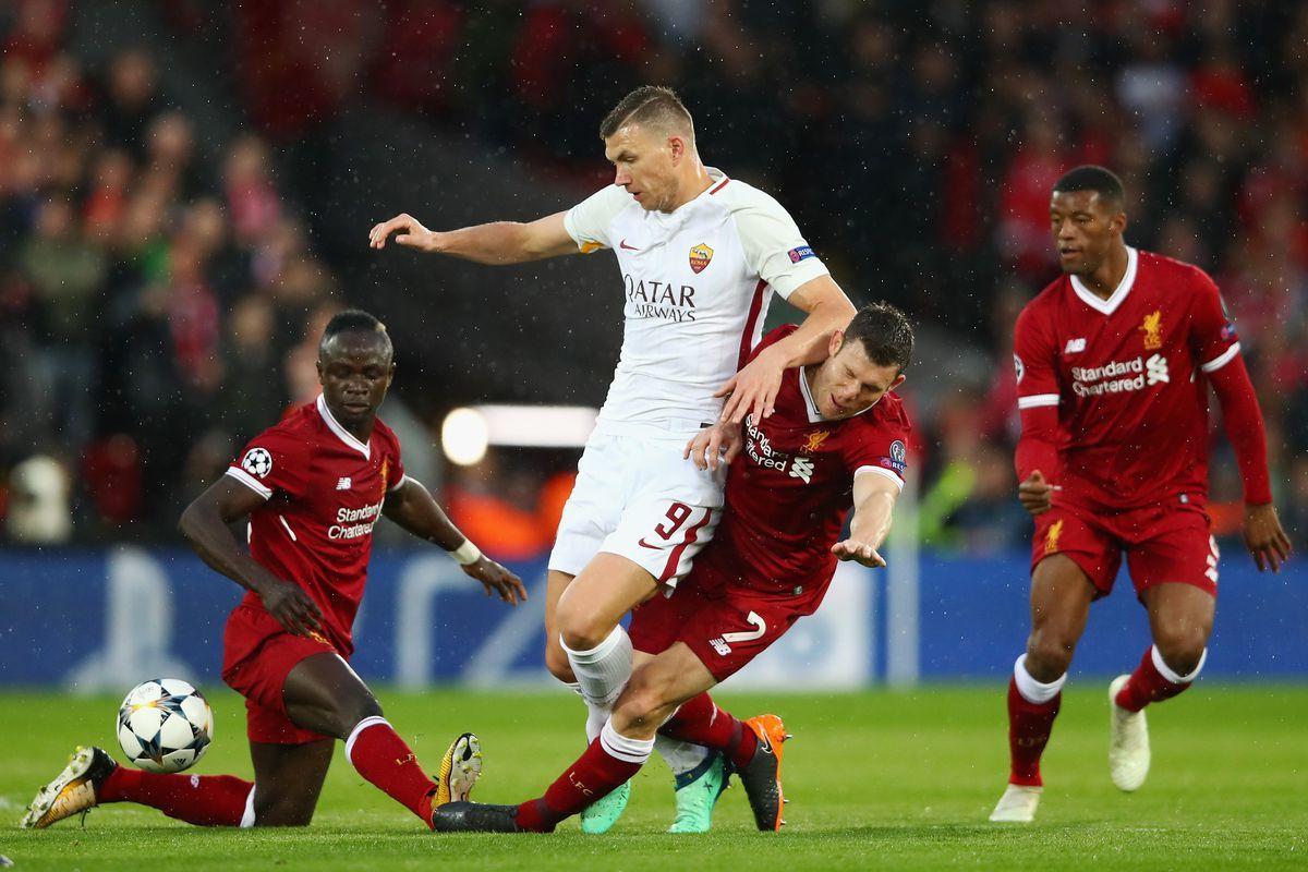 Xem trực tiếp Roma vs Liverpool ở kênh nào?
