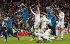 "Zidane lên gân sau khi Real ""xử đẹp"" Hùm xám"