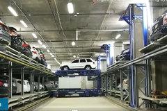 Hầm đỗ xe thông minh hoạt động ra sao