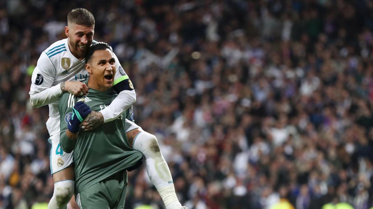 Real Madrid vào chung kết C1: Đã hay, lại còn ăn may!