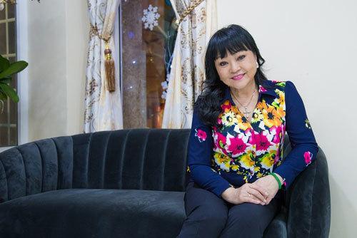 4 quan điểm sống nghệ sĩ Hương Lan luôn tự nhắc