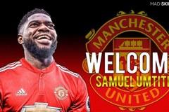 MU mua Samuel Umtiti, De Ligt đến Juventus vì Ronaldo