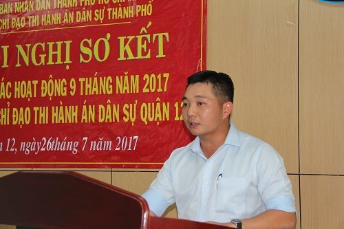 TP.HCM nói về việc kỷ luật ông Lê Trương Hải Hiếu