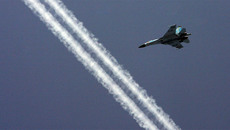 Chiến cơ Nga chặn máy bay Mỹ trên bầu trời Baltic