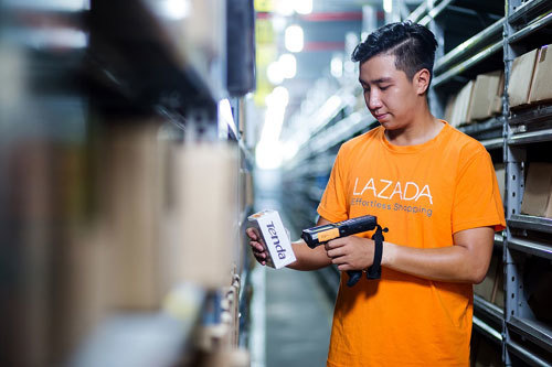 Mọi chiến lược của Lazada đều hướng đến người tiêu dùng