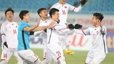 Tuyển ViệtNamphải đá với tinh thần U23