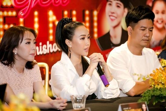 Diệu Nhi thừa nhận hát nhép trong liveshow đầu tay