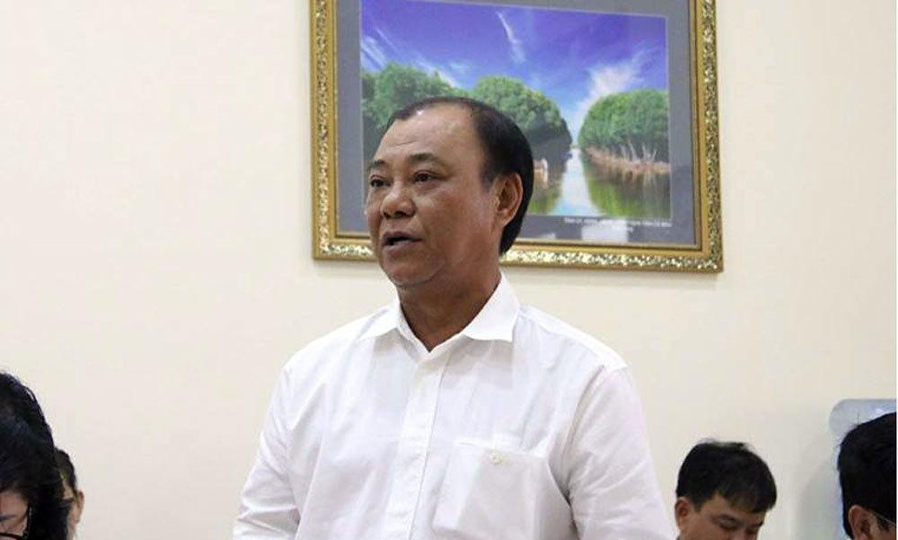 Lãnh đạo TP.HCM nói về vụ việc của ông Lê Tấn Hùng
