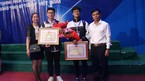 Nam sinh Nghệ An bị từ chối cấp visa sang Mỹ dự thi khoa học kỹ thuật quốc tế