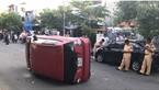 Tài xế 17 tuổi lái ô tô náo loạn đường phố Sài Gòn