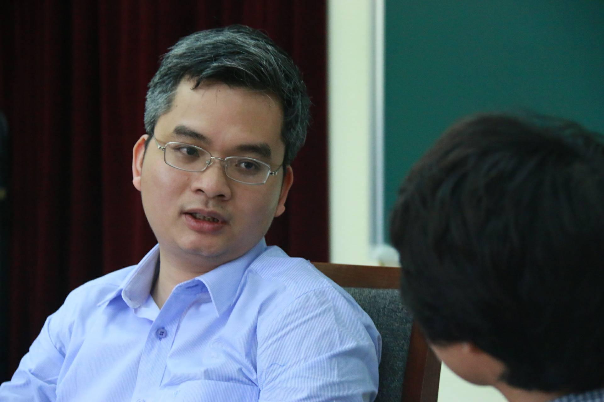 Gặp giáo sư 36 tuổi 'trẻ nhất Việt Nam'