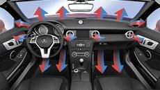 Cách sử dụng điều hòa trong ô tô hiệu quả và tiết kiệm
