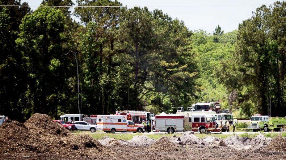Rơi máy bay quân sự ở Mỹ, ít nhất 5 người thiệt mạng