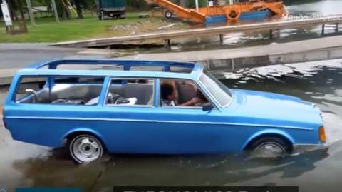Xe chạy dưới nước giá 5.000 USD