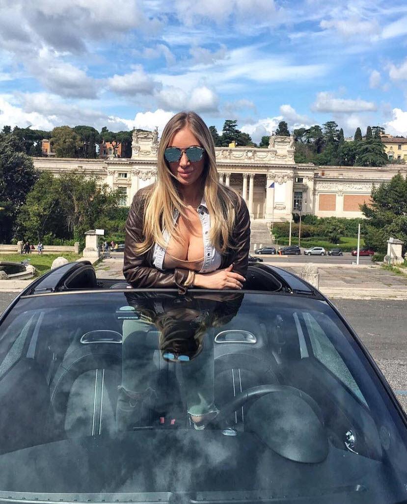 Laura Cremaschi,AS Roma,Liverpool,Champions League,Cúp C1,tin hậu trường
