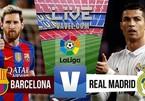 Lịch thi đấu Siêu kinh điển Barcelona vs Real Madrid